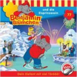 Benjamin Blümchen 77: ... und die Eisprinzessin