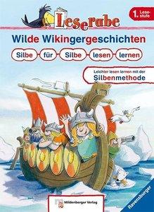 Leserabe - Wilde Wikingergeschichten