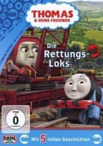 33/Die Rettungs-Loks