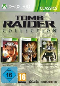 Tomb Raider Collection - CLASSICS