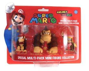 Super Mario Bros. Geschenkbox mit 3 Figuren Donkey Kong Edition