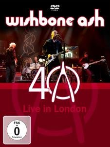 40th Anniversary Concert-Live In London