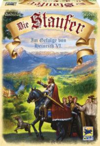 Schmidt 48246 - Die Staufer