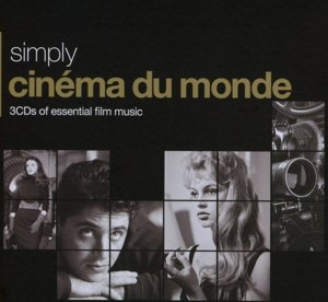 Simply Cinema Du Monde (3CD Tin)
