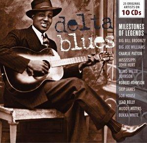 Delta Blues-Milestones of Legends
