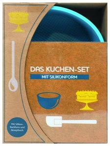 Backbox Silikonform Kuchen-Set