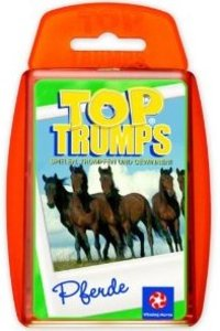 Winning Moves - Top Trumps: Pferde