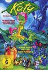 Katy - Die kleine Raupe und der Außerirdische