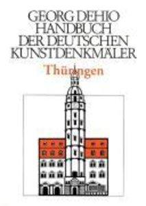 Handbuch der Deutschen Kunstdenkmäler. Thüringen