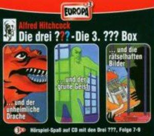 Die drei ??? Box 03. Folgen 7-9 (drei Fragezeichen). 3 CDs