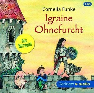 Igraine Ohnefurcht - Hörspiel 2 CD