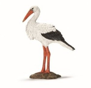 Schleich 14674 - Wild Life: Storch