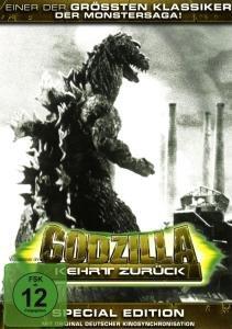 Godzilla Kehrt Zurück Special Ed.