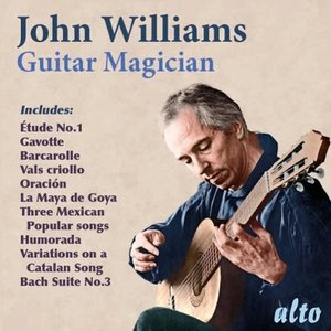 John Williams-Guitar Magician
