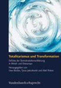 Totalitarismus und Transformation