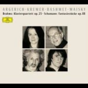 Klavierquartett op.25/+