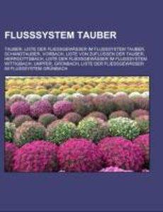 Flusssystem Tauber