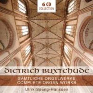Buxtehude: Sämtliche Orgelwerke