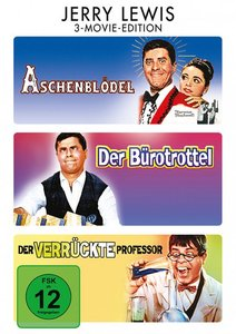 Jerry Lewis - 3-Movie-Edition