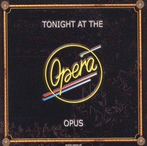 Tonight At The Opera