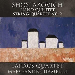 Streichquartett Nr. 2 A-Dur + Klavierquintett g-Moll