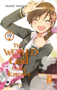 The World God Only Knows 19