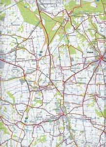 Landkreis Vechta 1 : 50 000. Radwanderkarte