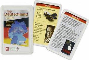 Nürnberger Spielkarten Verlag 1500 - Quiz - Deutschland