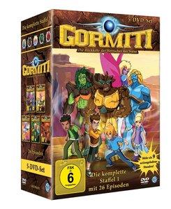 Gormiti-Die komplette Staffe