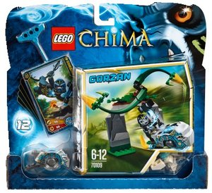 LEGO® Legends of Chima 70109 - Schlingpflanze