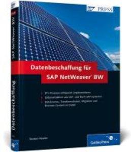Datenbeschaffung für SAP NetWeaver BW