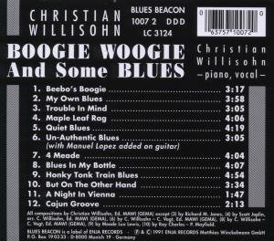 Boogie Woogie & Some Blues
