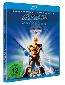 Masters Of The Universe [Blu-ray