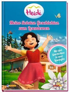Heidi: Mein liebsten Geschichten zum Lesenlernen