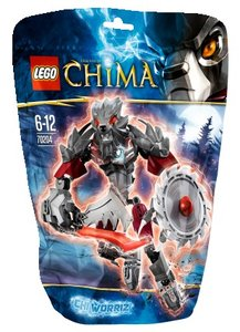LEGO® Legends of Chima 70204 - Chi Worriz