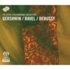 Rhapsody In Blue/Bolero (Gershwin/Ravel/Debussy)