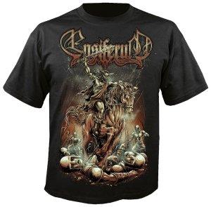 Skeleton Horseman T-Shirt L
