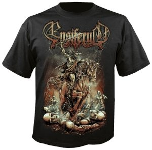 Skeleton Horseman T-Shirt L