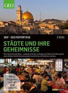 Städte und ihre Geheimnisse. 360° - GEO Reportage