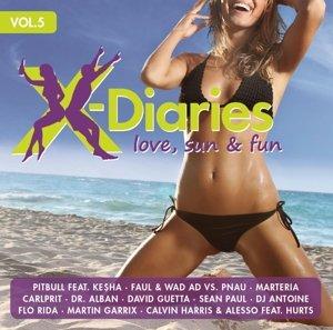 X-Diaries Vol.5