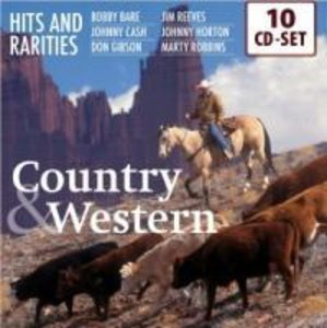 Country & Western-Hits and Rarieties