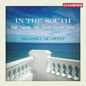 In the South-Südeuropäische Streichquartette