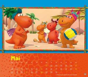 Der kleine Drache Kokosnuss 2017 Maxi Postkartenkalender