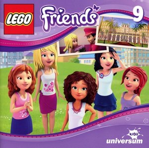 LEGO Friends (CD 9)