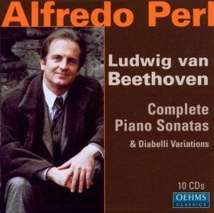 Sämtliche Klaviersonaten 1-32 (GA)/Diabelli-Var.