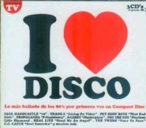 I Love Disco Vol.1