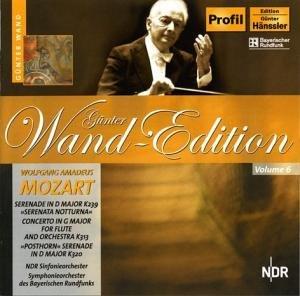 Serenaden/Flötenkonzert
