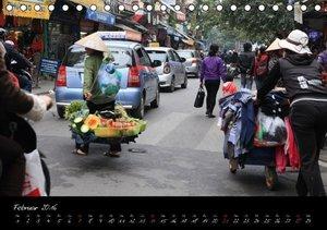 Fesselndes Vietnam (Tischkalender 2016 DIN A5 quer)