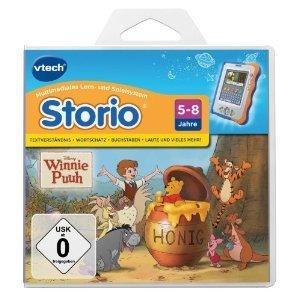 VTech 80-282004 - Storio Lernspiel: Winnie Puuh