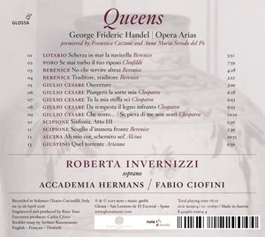 Queens - Opernarien